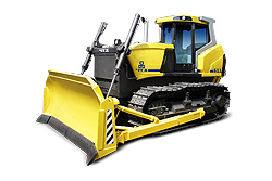 Bulldozer B11 production ChTZ