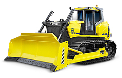 Bulldozer B14 production ChTZ