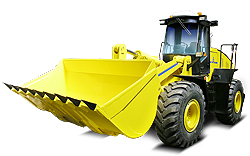 Front-end Wheel Loader PC-65 production ChTZ